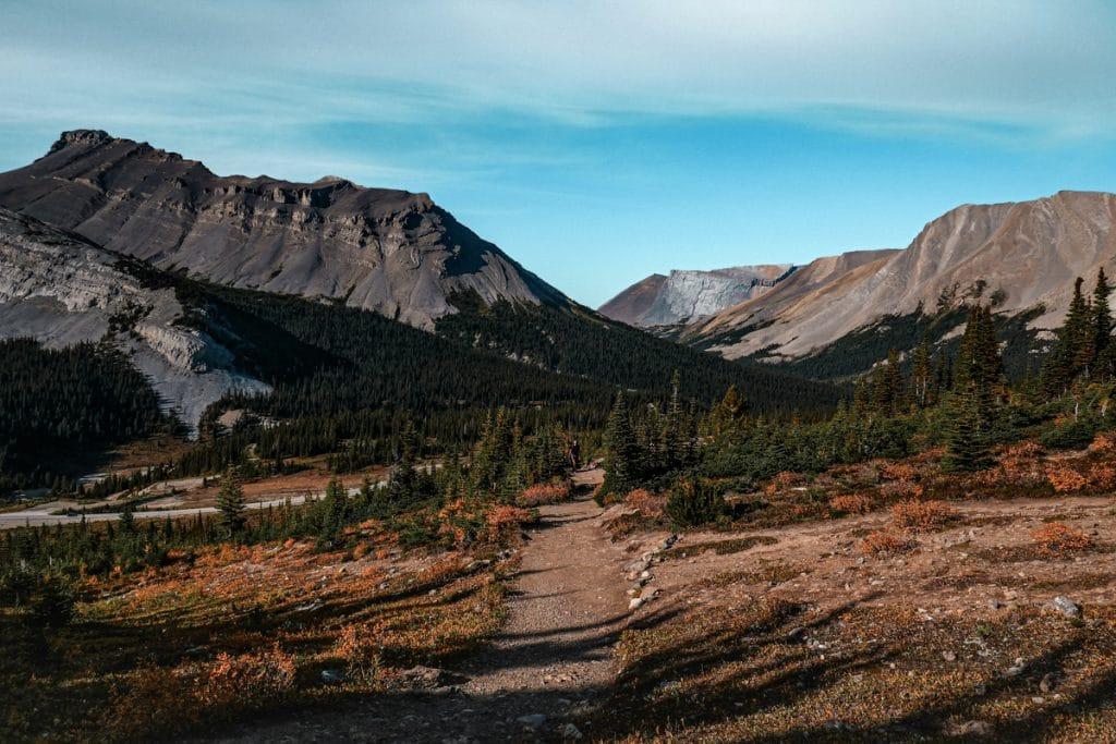 Par national de Banff, paradis de la randonnée