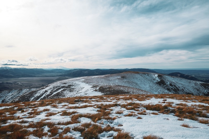 Randonnnée du Mont Oxford en Nouvelle Zelande