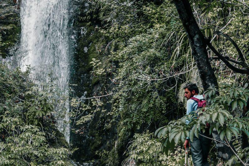 Cascade Ryde Falls