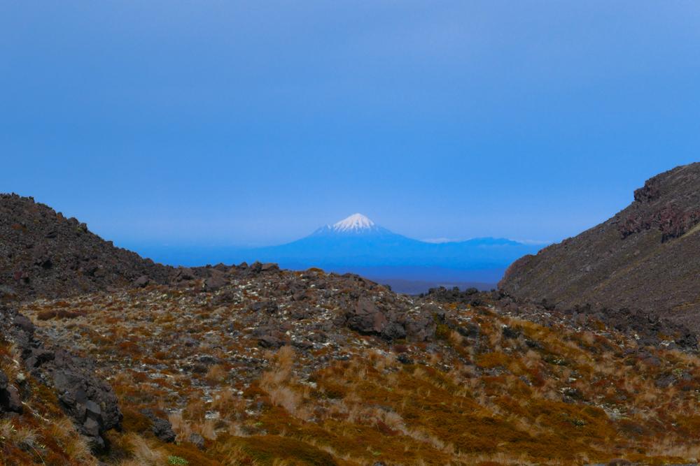 Jour 2 sur le Tongariro Northern Circuit