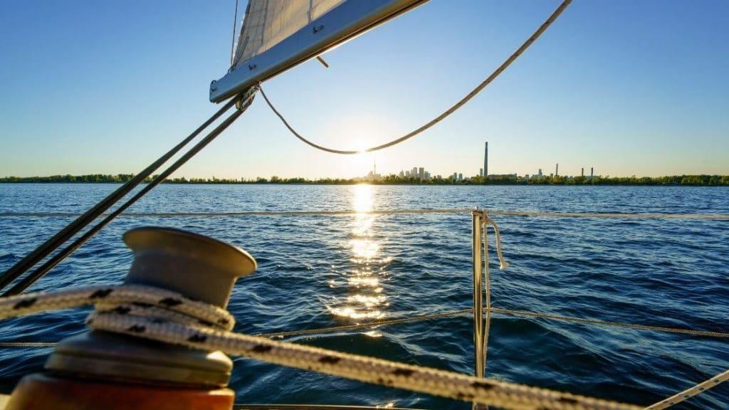 partir au canada en bateau