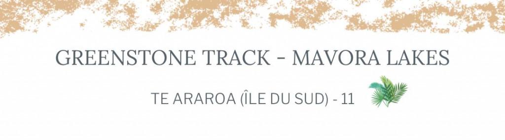greenstone track