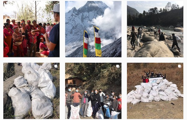 let's clean up nepal - voyage durable